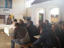 Встреча со специалистом из ЦЗ по трудоустройству студентов